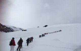 Schneetage Lenk